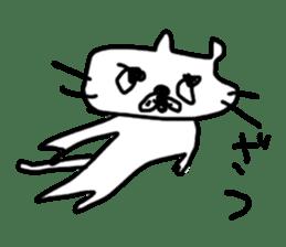 NEKO NO SHIRATAMA4 sticker #13925266
