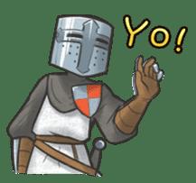 Full-Helm Bravo: Duelist sticker #13926903