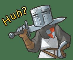 Full-Helm Bravo: Duelist sticker #13926906