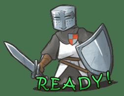 Full-Helm Bravo: Duelist sticker #13926908