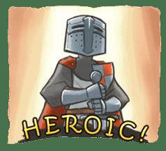 Full-Helm Bravo: Duelist sticker #13926909