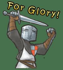 Full-Helm Bravo: Duelist sticker #13926910
