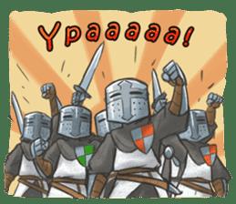 Full-Helm Bravo: Duelist sticker #13926911