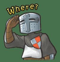 Full-Helm Bravo: Duelist sticker #13926914
