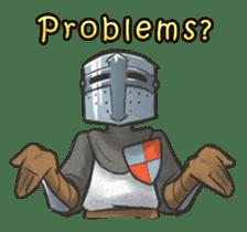 Full-Helm Bravo: Duelist sticker #13926916