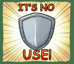 Full-Helm Bravo: Duelist sticker #13926917