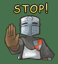 Full-Helm Bravo: Duelist sticker #13926919