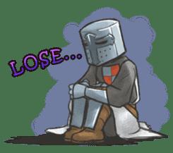 Full-Helm Bravo: Duelist sticker #13926922