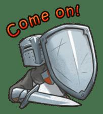 Full-Helm Bravo: Duelist sticker #13926924