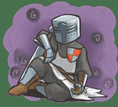 Full-Helm Bravo: Duelist sticker #13926925