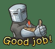 Full-Helm Bravo: Duelist sticker #13926927