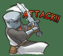 Full-Helm Bravo: Duelist sticker #13926934