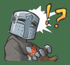 Full-Helm Bravo: Duelist sticker #13926937