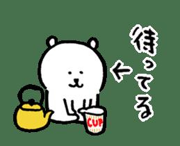 joke bear Move sticker #13929288