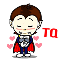 Dracula animated (English) part 1 sticker #13932256