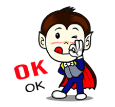 Dracula animated (English) part 1 sticker #13932259