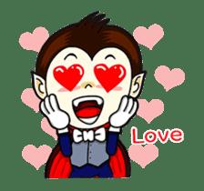 Dracula animated (English) part 1 sticker #13932263