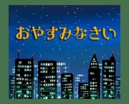 Sparkling! Christmas card Ver.1 sticker #13936178