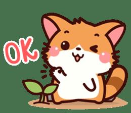 Little Fennec Fox (EN) sticker #13941407