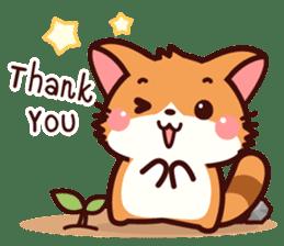 Little Fennec Fox (EN) sticker #13941409