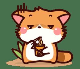 Little Fennec Fox (EN) sticker #13941415