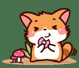Little Fennec Fox (EN) sticker #13941417