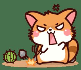 Little Fennec Fox (EN) sticker #13941418