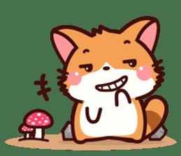 Little Fennec Fox (EN) sticker #13941419