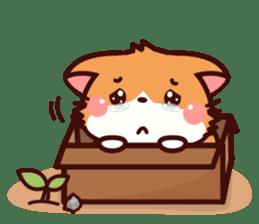 Little Fennec Fox (EN) sticker #13941421