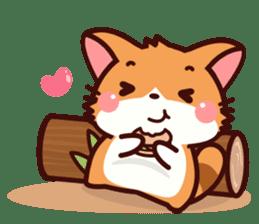 Little Fennec Fox (EN) sticker #13941422