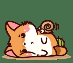 Little Fennec Fox (EN) sticker #13941424
