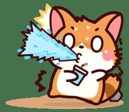 Little Fennec Fox (EN) sticker #13941425