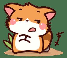 Little Fennec Fox (EN) sticker #13941428
