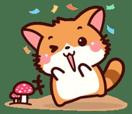 Little Fennec Fox (EN) sticker #13941432