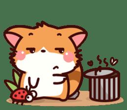 Little Fennec Fox (EN) sticker #13941433