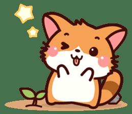 Little Fennec Fox (EN) sticker #13941434