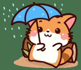 Little Fennec Fox (EN) sticker #13941436