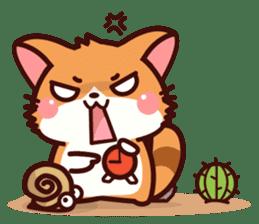 Little Fennec Fox (EN) sticker #13941437