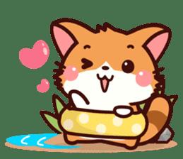 Little Fennec Fox (EN) sticker #13941440