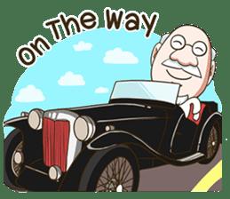 Mr. Motor Expo sticker #13942283