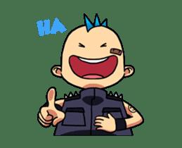 iPunk The PunkStreet Boy sticker #13956148