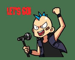 iPunk The PunkStreet Boy sticker #13956157