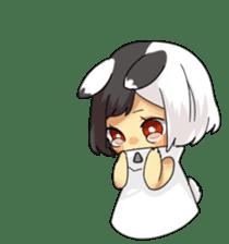 Baby Eline sticker #13956486