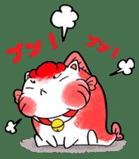 Taineko - Series One - sticker #13969508