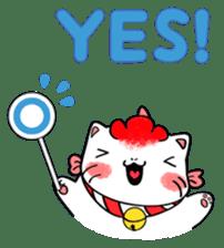 Taineko - Series One - sticker #13969510