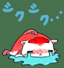 Taineko - Series One - sticker #13969513