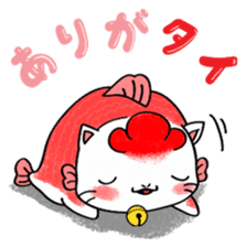 Taineko - Series One - sticker #13969517