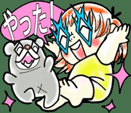 LOVELY WAKACO sticker #13971571