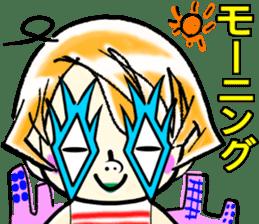 LOVELY WAKACO sticker #13971572