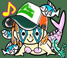 LOVELY WAKACO sticker #13971577